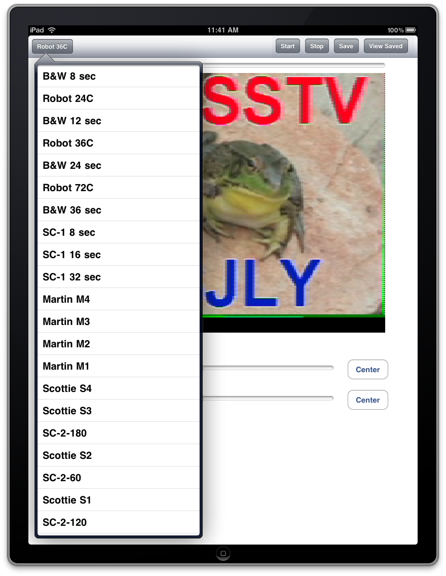Spy Software For Sstv - SSTV (Slow Scan TV) Images Received From The