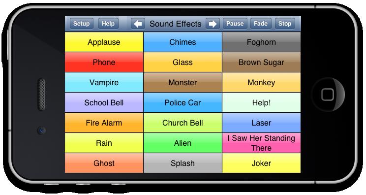 Sound Byte App