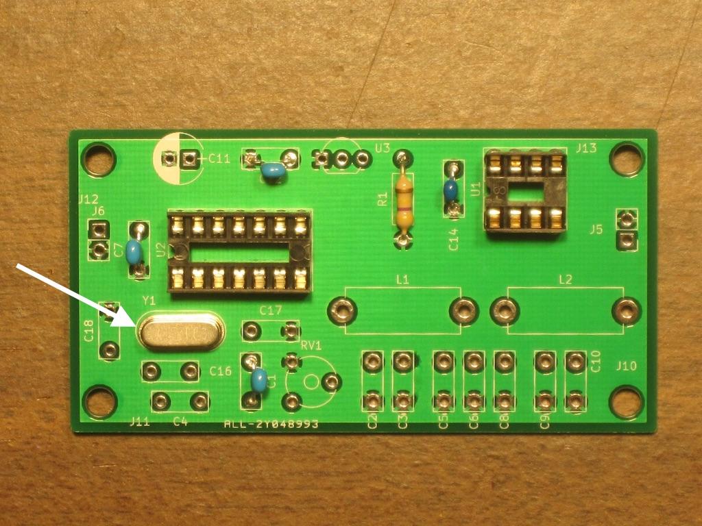 22 Meter Band Part 15 CW Beacon Kit